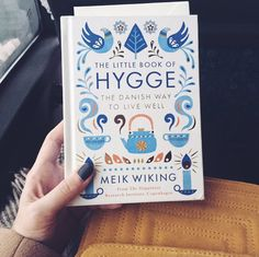 """Loving The Little Book of #Hygge - can't wait to write a review on it as part of my mini-study on happiness around the world"""