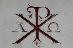 "In hoc signo vinces. ""By this sign, thou shalt conquer...."""