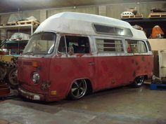 vw t2a camper high top - Google'da Ara