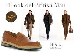 #Mocassino in pelle con passante, impunture a vista, profili in rilievo, guardolo in #cuoio, suola in gomma, al 50% di #sconto! http://bit.ly/1Ek4q7t #scarpe #shoes #british #elegance