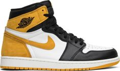 c71ac27645c Air Jordan 1 Retro High OG  Yellow Ochre