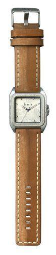 Dakota Watch Company Dakota Raw (Tan with Silver) -