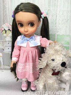 Disney Baby doll clothes Sailor dress clothing Animator's collection Princess  #STDesign #ClothingAccessories