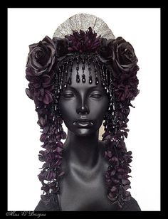 Headdresses by Miss G Designs