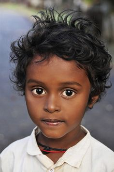 Indian Child - Southern India
