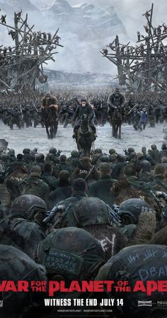 War for the Planet of the Apes (2017) - IMDb