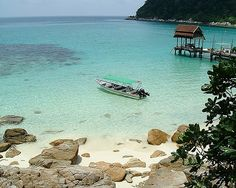 Pulau Tioman, Malaysia - our family's favorite low budget vacation spot when I was growing up.