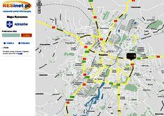 Serwis informacyjny UM Rzeszów - Plan Miasta