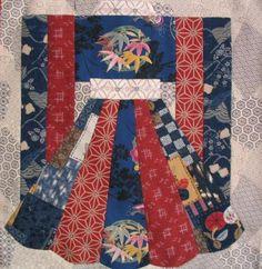 Japanese Quilt ....Kimono   Flickr - Photo Sharing!