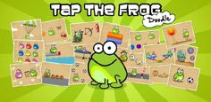Review of Tap The Frog: Doodle