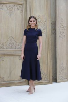 Clotilde Courau attends the Valentino show as part of the Paris Fashion Week Womenswear Spring/Summer 2017 on October 2, 2016 in Paris, France.