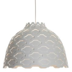 The LC Shutters Suspension Lamp was designed in the year 2012 by Louise Campbell for Louis Poulsen. This LC Shutters Suspension Lamp by Louis Poulsen is based Chandeliers, Interior Design Minimalist, Modern Interior, Deco Luminaire, White Pendant Light, White Light, White White, Led Röhren, Hanging Pendants