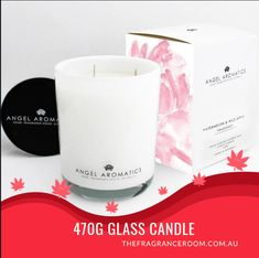 470g Glass Candle - Watermelon and Wild Apple  Watermelon and Wild Apple - This fruity fragrance captures a light crisp scent of watermelon and wild apple with notes of green leaves, strawberries, and citrus.   Visit our website to order online now: thefragranceroom.com.au  #candles #soycandle #candle #lily #homedecor #vegan #australia #yarravalley #federationsquare #victoriamarket #sydney #brisbane #adelaide #canberra #hobart #darwin #goldcoast #cairns #newcastle #alicesprings #wollongong