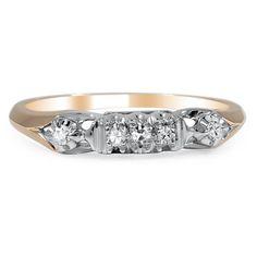 The Noemi Ring #Vintage