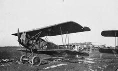 Captured Fokker D.VII