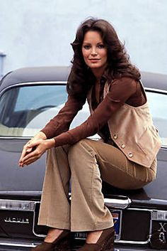 Jaclyn Smith - Classic Beauty never goes out of style or grows old!  Jaclyn portrayed as Kelley Garrett in the original Charlie's Angels!