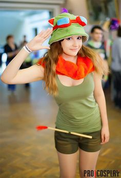 Teemo (League of Legends) - Cosplay of the Day