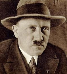 The most evil man who ever lived - Adolph Hitler
