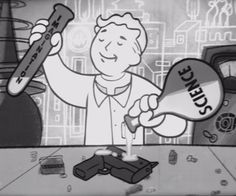 Fallout 4: Intelligence