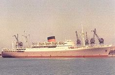 Rhodesia Castle, Port Elizabeth - Mar 1958 (M. Merchant Navy, Port Elizabeth, Vintage Posters, Sailing, Castle, Mombasa, Ocean, Steamers, Cruise Ships