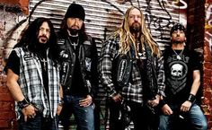 So rock it hurts.. Black Label Society.. Awesome