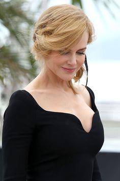 Nicole Kidman in Alexander McQueen - Cannes Film Festival Jury Photocall
