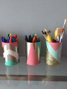 Cozy Me - DIY – Pot à crayons David's tea