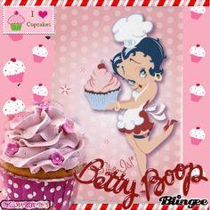 Betty Boop Blingees