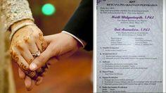 Undangan Nikah Pasangan Guru Ini Unik Banget deh Ada Standar Kompetensi yang Bikin Gagal Fokus! http://news.beritaislamterbaru.org/2017/11/undangan-nikah-pasangan-guru-ini-unik.html