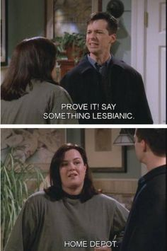 Hilarious Will & Grace moment: Jack and the mother of his son