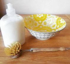 Recette de liquide vaisselle efficace - Mes courses en vrac.com