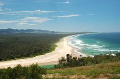 Coffs Harbour, Australia - miles of unspoiled sandy beaches… Surf's Up!