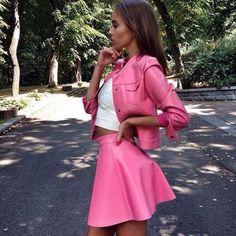 Imagen de girl, fashion, and pink