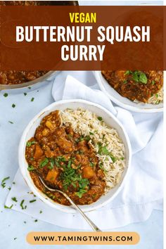 VEGAN CURRY OF DREAMS.. ready in 30 MINUTES and a BATCH cook hero.. STEP THIS WAY #tamingtwins #butternutsquash #vegetarian #curryrecipe #curry #vegetariancurry #buternutsquashrecipe #bns Vegetarian Curry, Vegan Curry, Vegetarian Recipes, Butternut Squash Curry, Roasted Butternut, Healthy Meals, Easy Meals, Healthy Recipes, Family Recipes