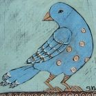 Blue Bird Decor - I think I can paint this!