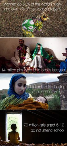 War on Girls and Children