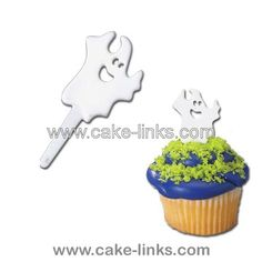 Boo! Ghost cake topper - online only price offer