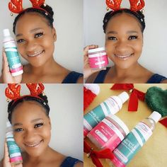 """''Tis the season for moisturized and shiny #curls! Get Gorgeous Holiday Hair with #KurleeBelle!🎄 @dminthebm    Now available at www.kurleebelle.com, Amazon.com, Your local #Walmart in Florida, Georgia and Texas or """"Find A Store Near You"""" (located in the top right hand corner of our website.) Also in stores NOW throughout the USA, The Bahamas, Nigeria, Australia, Cayman Islands, Trinidad and Tobago, Barbados, Jamaica, Bermuda, Turks and Caicos, the United Kingdom, France and NOW Angola!"""