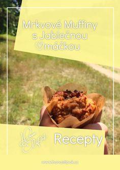 Mrkvové muffiny s jablečnou omáčkou. Originální dobrota pro víkendovou inspiraci Tacos, Paleo, Beef, Ethnic Recipes, Food, Meat, Essen, Beach Wrap, Meals