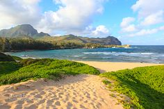 Gillin Beach, #Kauai... Slow the sweet slumber comse into my realm of being... Dreaming...
