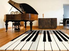 Great for a music room!