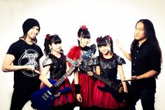 "@BABYMETAL_JAPAN 's new anthem ""Road of Resistance"" feat guitar playing by @samdforce & @HermanLi_ from @DragonForce"