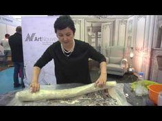 Войлоковаляние - всё об искусстве валяния войлока!   Мастер-класс - YouTube Nuno Felting, Needle Felting, Felt Art, Rug Hooking, Felt Crafts, Quilts, Crochet, Youtube, Tela