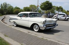 1957 Chevrolet Bel Air Maintenance/restoration of old/vintage vehicles: the material for new cogs/casters/gears/pads could be cast polyamide which I (Cast polyamide) can produce. My contact: tatjana.alic14@gmail.com
