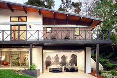 Santa Monica Canyon retreat, LA. P2 Design.