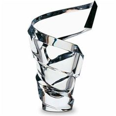 Baccarat Crystal Spiriale Vase Small 2611740