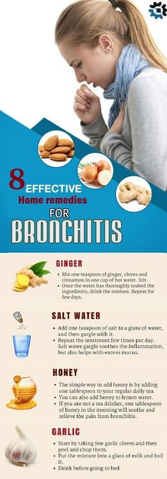 Simple and Natural #Home #Remedies for #Bronchitis