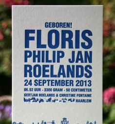 letterpers_letterpress_geboortekaartje_Floris_blauw_typografisch_preeg_ue