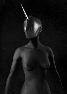 Masks: Unicorn, by Gabriel Zambrano