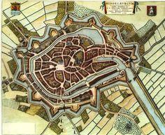 Blaeu Atlas: Middelburg ca 1662, Netherlands.